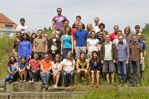 Participants Summer School Environmental Systems Analysis 2010