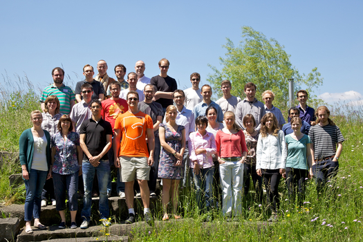 Participants Summer School Environmental Systems Analysis 2013