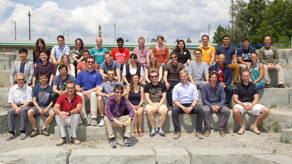 Participants Summer School Environmental Systems Analysis 2014