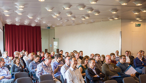 The Aqua Urbanica conference 2016 was held on the Rigi. Photo: Max Maurer