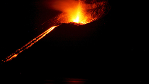 Volcanic eruption. Source: Pixabay.com